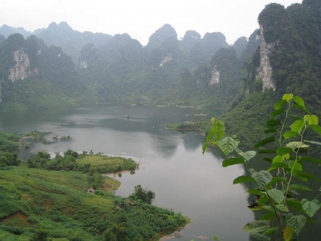 sắc đẹp tuyệt đẹp của thác mơ giữa rừng núi ha nang tỉnh tuyên quang