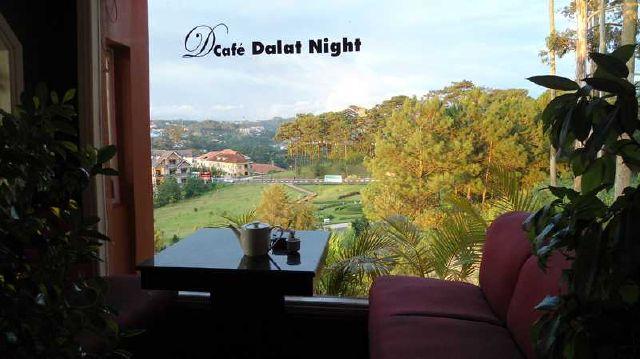 Cà phê Dalat night