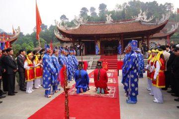 Tín ngưỡng thờ vua Hùng