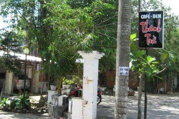 Cà phê Thanh Trà