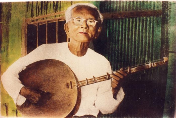 Nhạc sĩ Cao Văn Lầu